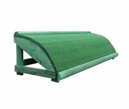 Grassy Roll Top