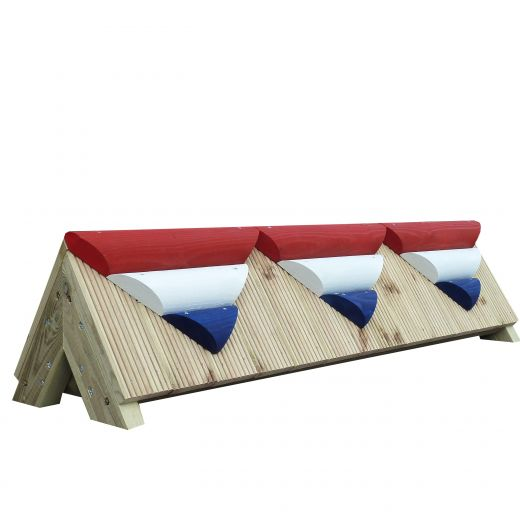 Bunting Cross Country Fence