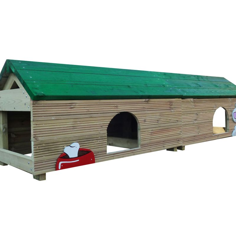 Fido's Kennel