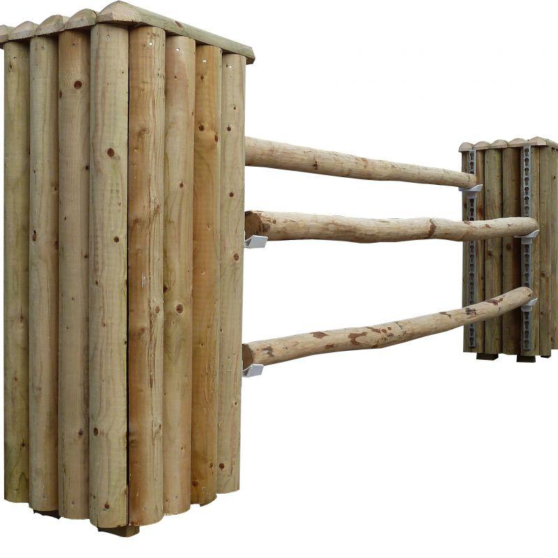 Log Pillar Jump