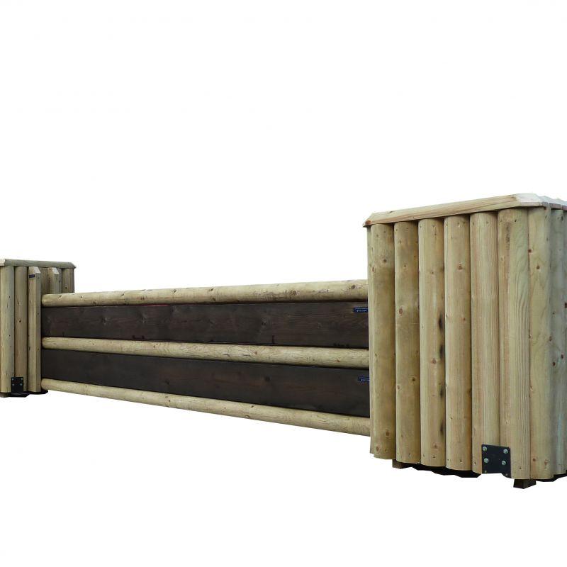 XC System Plank Jump