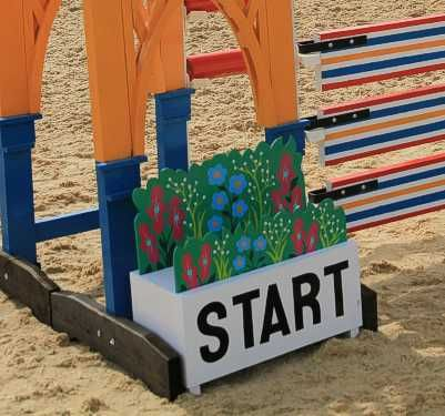 Start & Finish