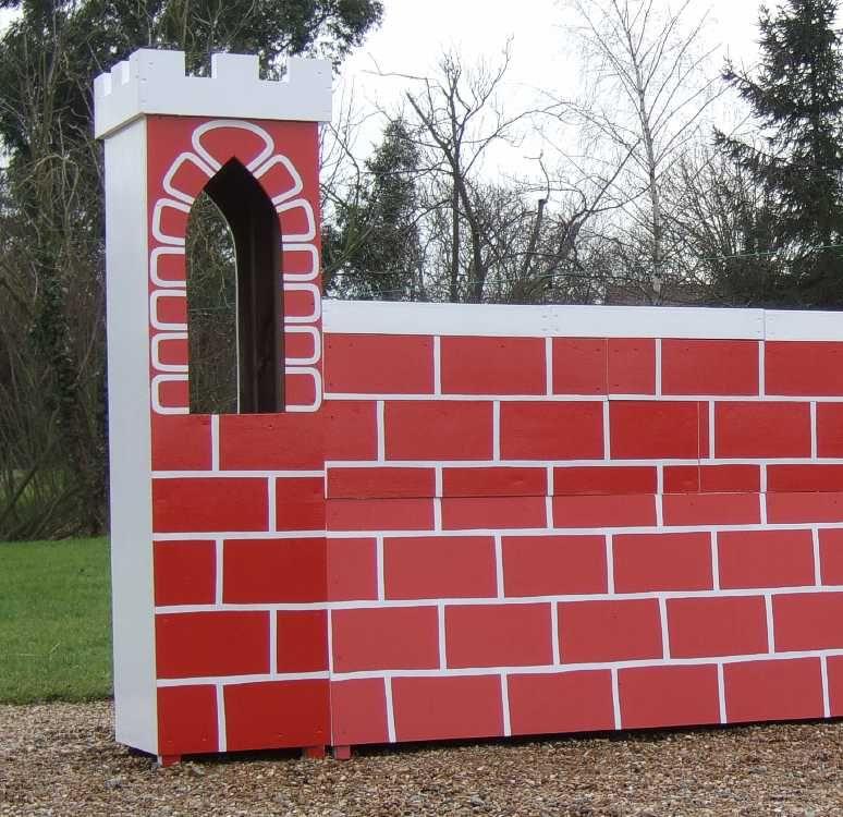 Premium Wall & Pillars