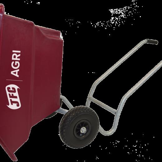 Mini Tipping Wheelbarrow 125L