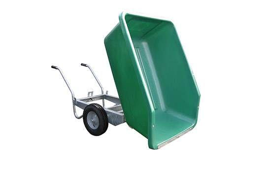 Tipping Wheelbarrow 500L