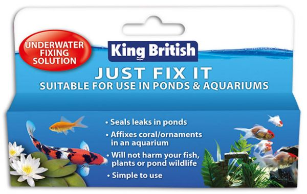 King British Just Fix It sealant putty