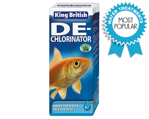 King British De-Chlorinator water treatment