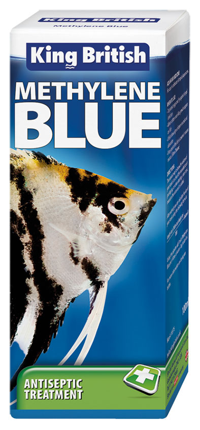 King British Methylene Blue fish medicine