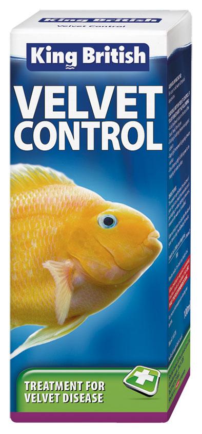 King British Velvet Control
