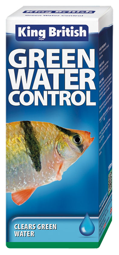 King British Green Water Control water treatment