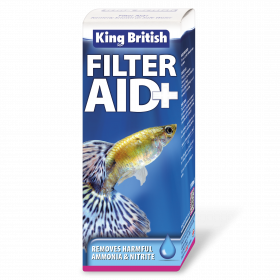 King British Filter Aid+ (formerly known as Safe Water)
