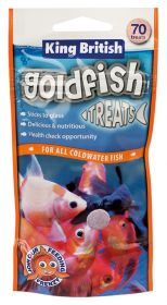 King British Goldfish Treats
