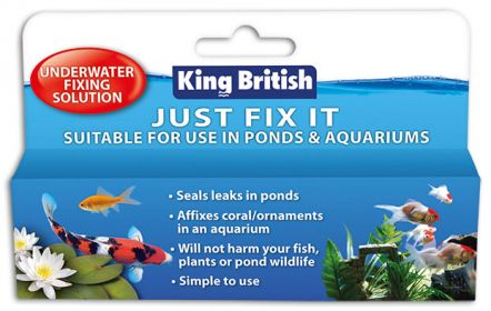 King British 'Just Fix It' Underwater Fixing Solution