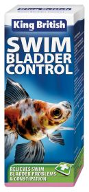 King British Swim Bladder Control