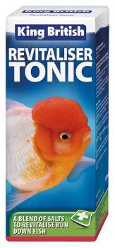 King British revitaliser Tonic fish medicines