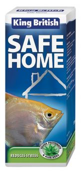 King British Safe Home fish stress remedy