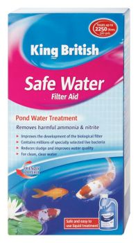 King British Safe Water for pond water quality
