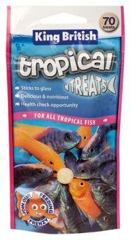 King British Tropical Fish Treat