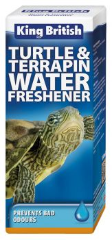 King British Turtle & Terrapin Water Freshener