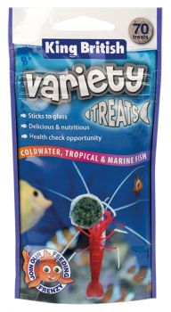 King British Variety Fish Treats