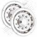 Wheel Trim Installation