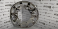 "Euro Super Single Rim Ring (135mm Offset) 22.5"", Truck Wheel Trims"