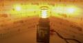 Warning Light Rotating Amber LED, Beacons & Strobes