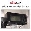 24v Truck Microwave Oven
