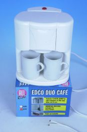 2 Cup Coffee Maker 24v.