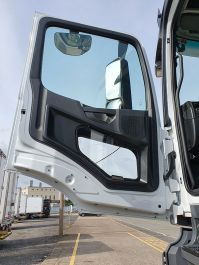 Lower Level Passenger Window to suit Mercedes Antos - Fully Fitted, Blind Spot Window.