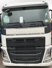 Suitable for Volvo FH4 Front Name Board with Embossed Motif