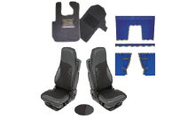 Truck Interior Accessories, Truck Lockers, Truck Storage, Floor Mats, Seat Covers, Cab Tables, Curtains