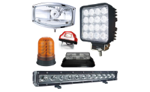 Truck LED Lights and Spot Lights. Marker Lights, Beacons, Light Bars.