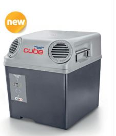 Indel B CUBE. The Worlds First Portable Cab Air Conditioner