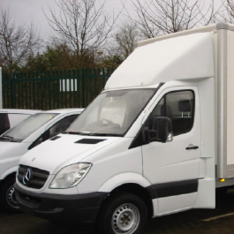 Mercedes Sprinter Aerodynamics and Spacious Sleeper Pods, All available on our fantastic pay monthly finance schemes.