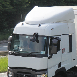 Renault Truck & Van Aerodynamics. Home to the revolutionary iAM high volume air management kits by Kuda UK.