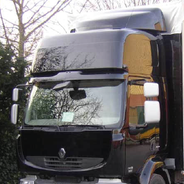 Renault High Roof Conversions, Cab Conversion spacious and high quality.