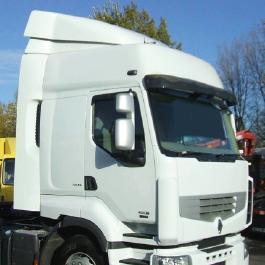 Renault Premium Aerodynamics, Fuel saving High Volume Air Management kits by Kuda UK