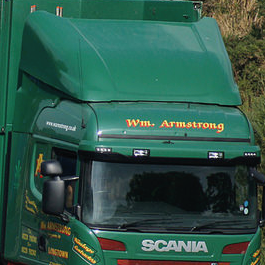 Scania Truck Accessories & Aerodynamics