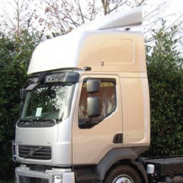 Volvo FL Sleeper Pods and high Roof Cab Conversions by Kuda UK
