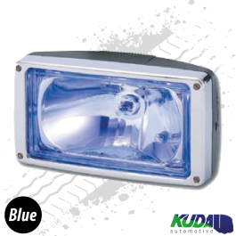 CLEARANCE Scania Sunvisor Spotlight - Blue