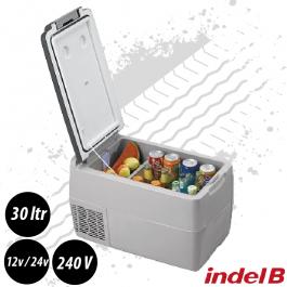 TB31A 30 Litre Portable Compressor Refrigerator. 12/24/240 Volt Fridge.