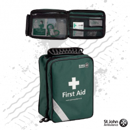 Truck and Van First Aid Kit. Travel Kit.