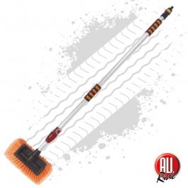 Telescopic Cleaning Brush - 125cm to 230cm