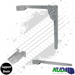 Chassis Mounted Sideguard Support Beam, Lateral Protection System ASGK990 Series