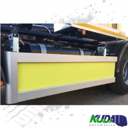 High Visability In-Fill Panel 3 Meter Length Lateral Protection System ASGK990 Series
