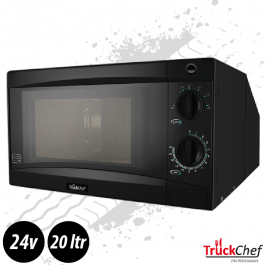 Microwave to suit Mercedes Actros 4 / 5 (2012-) BigSpace Cab