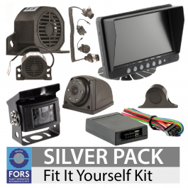 FORS Approved Silver Camera and Sensor Kit - For Artic Unit, Fit it Yourself Kit