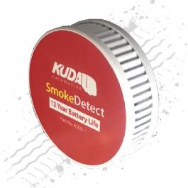 SmokeDetect Automotive Smoke and Heat Detector, 12 Year Battery Life.