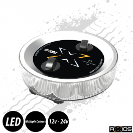 Axios LED Warning Module - 360 Degree Beacon (12/24v)